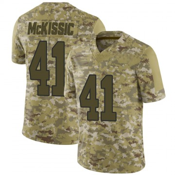 Youth J.D. McKissic Washington Redskins Limited Camo 2018 Salute to Service Jersey